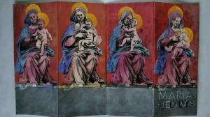 Kyrie eleison / Transforming Gods von Volker Schlecht
